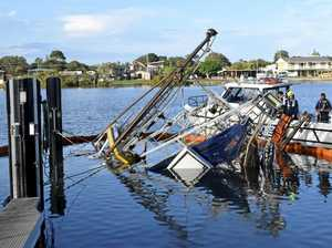 Tragedy strikes: Iconic Yamba trawler goes down