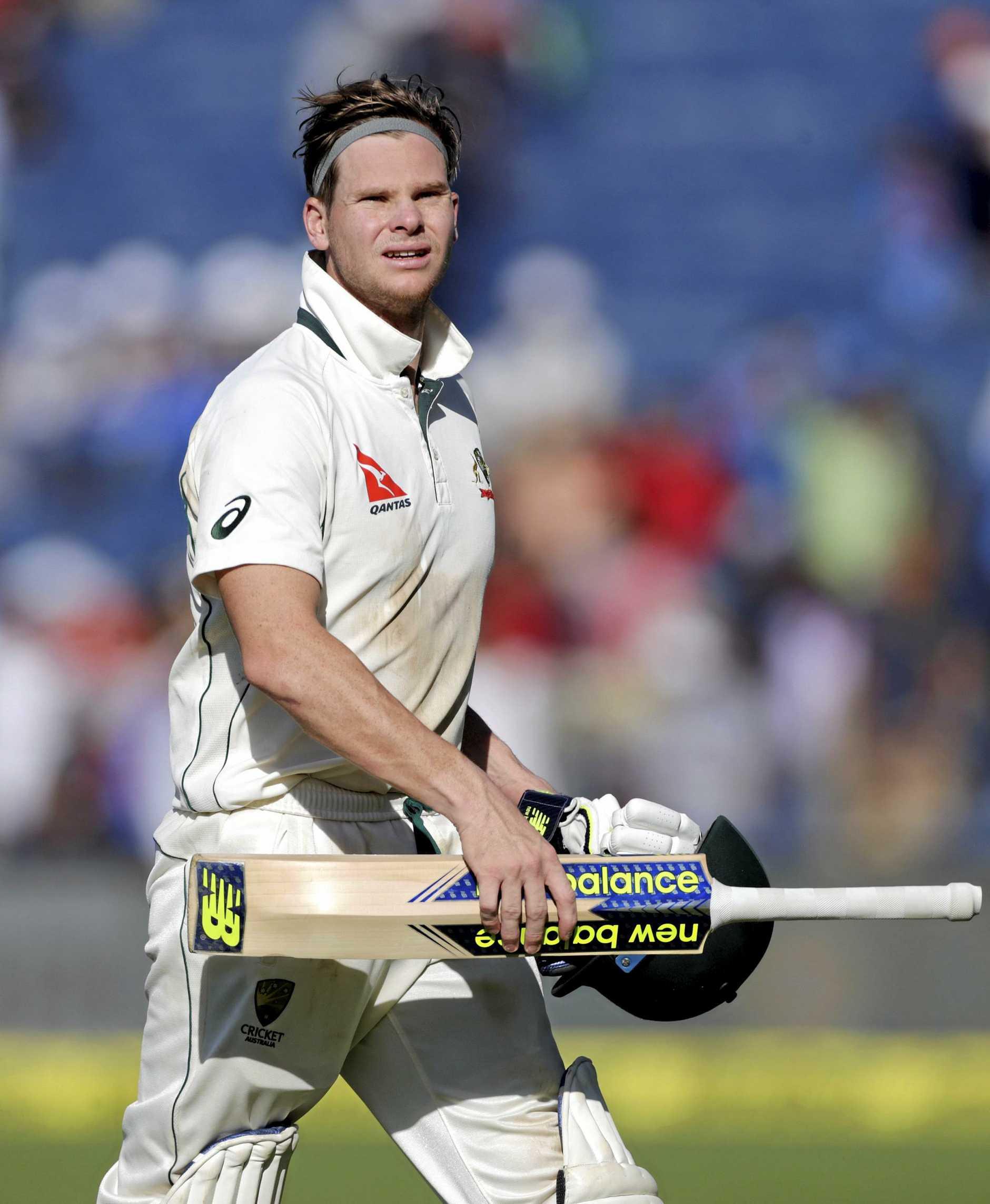 Australia's captain Steve Smith has come under fire.