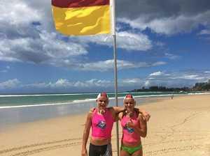 Surf Life Saving siblings represent Mackay