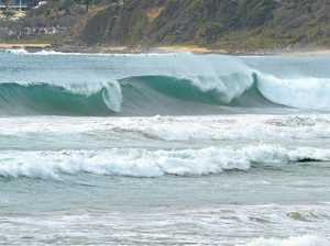 Surf championships moved as large swell batters Coast