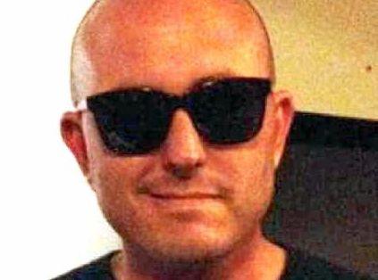 Gold Coast murder victim Shaun Barker.