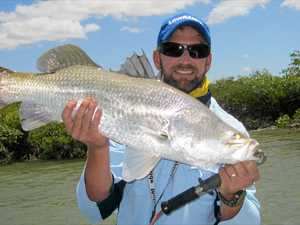 FISHING: Good fish around islands and nearby reefs