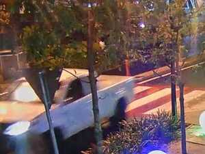Police hunt hit and run driver on Gold Coast
