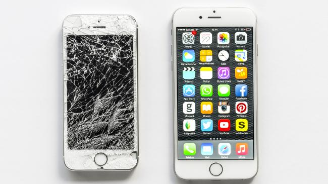 One of the most common issues with the iPhone might have just gotten more expensive to fix.Source:Supplied