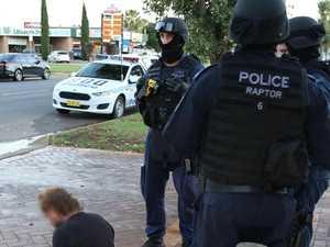 Finks outlaw gang arrested in drug, gun raids