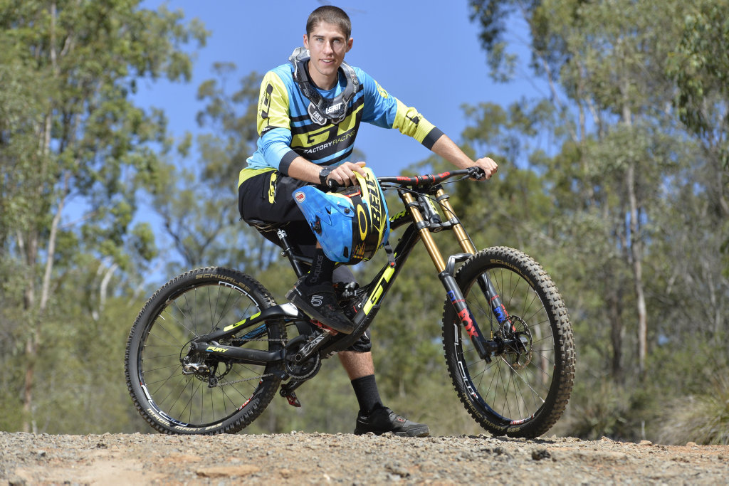 Jackson Frew will compete in the 2017 Oceania Continental MTB Championships at Jubilee Park.