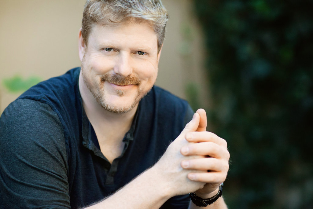 John DiMaggio, the voice of Jake the Dog, is in Australia for the new Adventure Time Live tour.