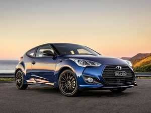 Hyundai Veloster Street Turbo road test review
