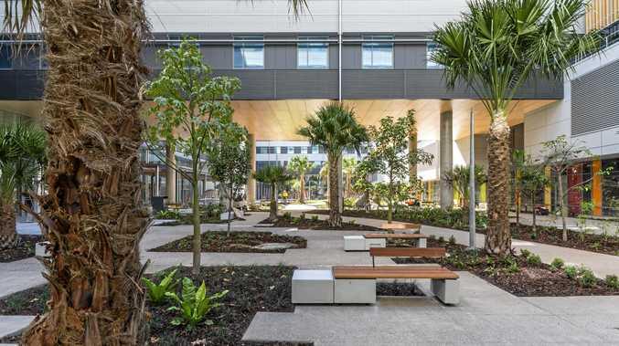 Sunshine Coast University Hospital, Birtinya.