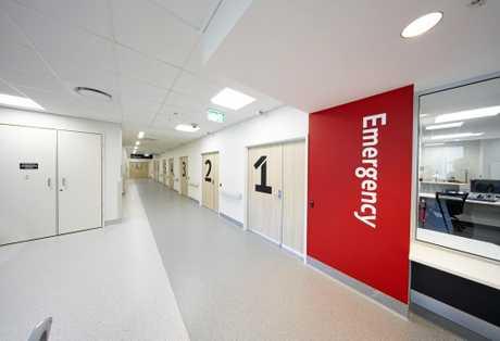 Emergency Department Sunshine Coast University Hospital Birtinya