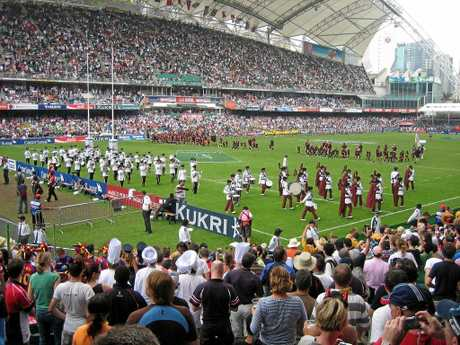 HONG KONG SEVENS: Great Rugby and plenty of post-tournament parties.