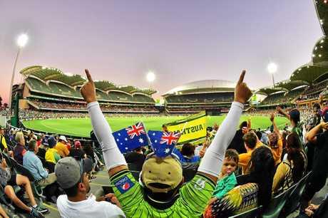 CRICKET: 2017-18 Ashes Tour when Australia battles England on Australian soil.