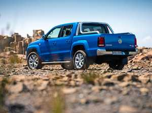 2017 VW Amarok V6 road test: Unadulterated dual-cab grunt