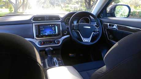 The new Haval H6.