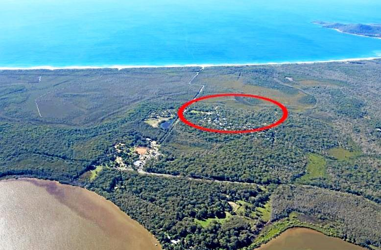 BIG OFFERING: Nearly 15ha of land is for sale in Noosa.