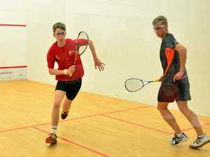 Warwick player up with best in state in squash
