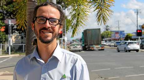 Jonathon Dykyj, Greens candidate for Dawson.