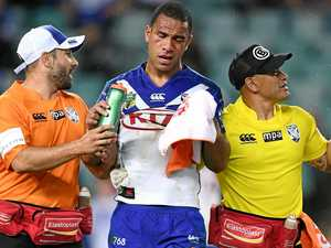 Hopoate set to miss a month with facial fracture