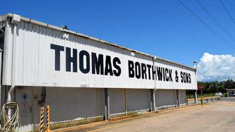 Thomas Borthwick and Sons abattoir