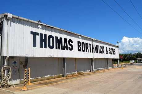 Thomas Borthwick and Sons abattoir