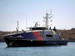 Mystery surrounds Border Force boat visit to Bundy