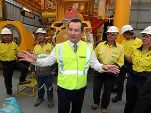 Barnett says Labor costings 'cobbled'