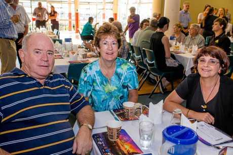 Jim and Janice O'Pray and Jennifer King.