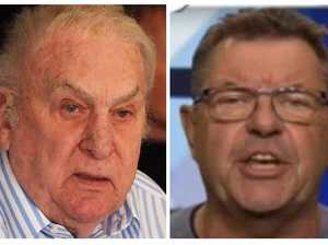 Steve Price's advice to John Laws: 'Disappear'