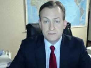 Hilarious! Kids gatecrash dad's live BBC interview
