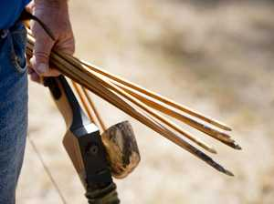 Man charged for killing livestock with bow and arrow