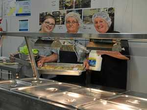 New kitchen on the menu for Warwick Hospital