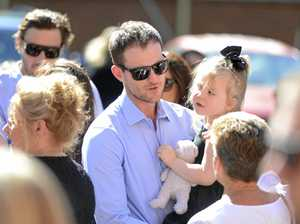No family should go through this: Edwards' son