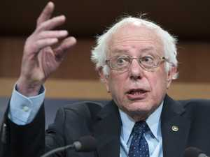 Bernie Sanders labels Trump a pathological liar