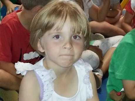 Serena Speath's father, Harry, has not seen her since December 5, 2014.