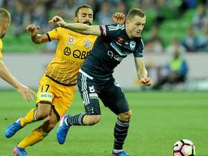 Muscat disappointed with just four against Glory