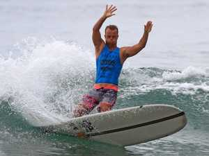 Bowie shocked to win top event at famed Noosa festival