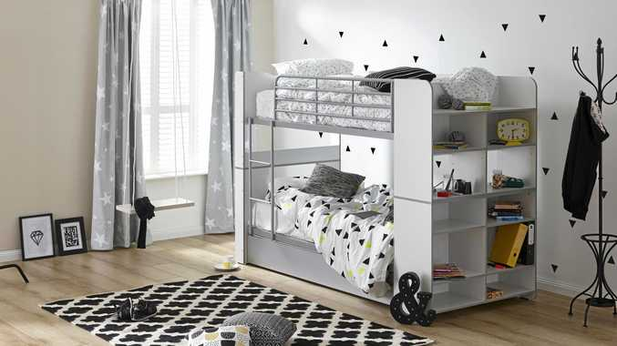 Bonnie Bunk bed from Focus on Furniture.