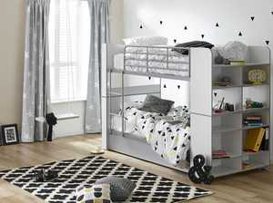 Style: Make your kid's bedroom fun and functional