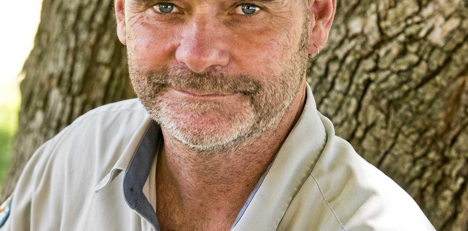 SPECIAL TRIP: Toowoomba ranger Stuart Johnson is heading back to Papua New Guinea to work on the Kokoda Track.