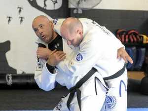 Brazilian jiu-jitsu legend graces Grafton