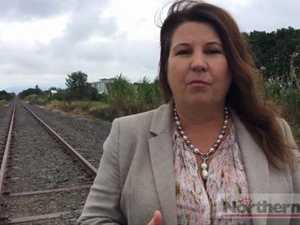 Ballina MP supports rail trail