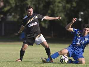 USQ beat Wanderers