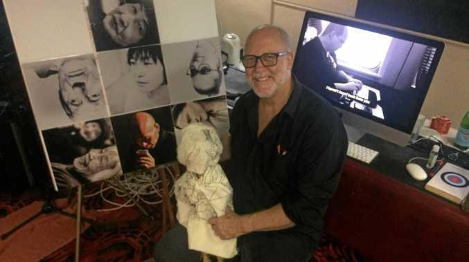 AWARD: Crossroad Arts artistic director Steve Mayer-Miller.