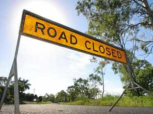 Rushforth Road flooding