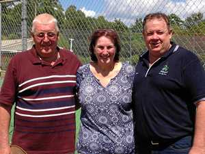 Renos give new life to tennis