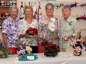 Floral and photographic beauty on show