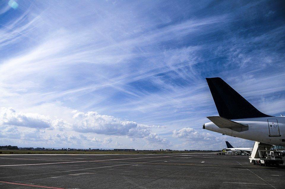 Cirrus clouds (also known as Mare's Tails) can indicate stormy weather ahead.