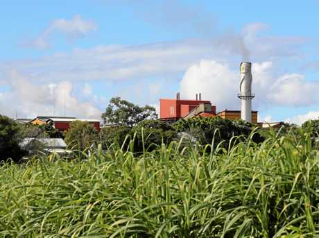 The MSF Sugar Maryborough Mill
