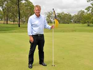 Famous golfer 'excited' to design new Gladstone course