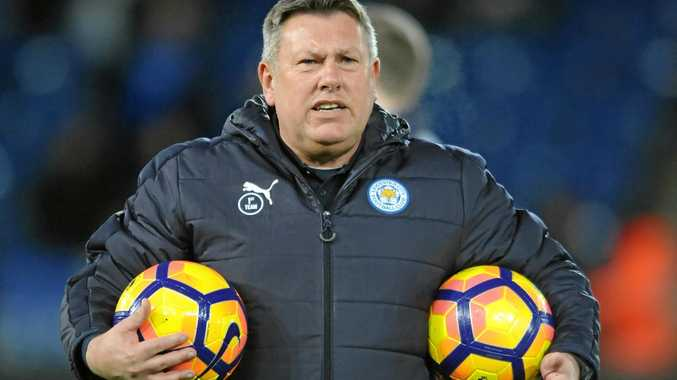 Craig Shakespeare has been confirmed as Leicester boss until the end of the season.